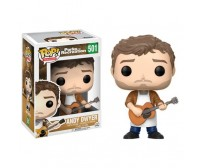 Figura Funko POP de Andy Dwyer | Parks and Recreation
