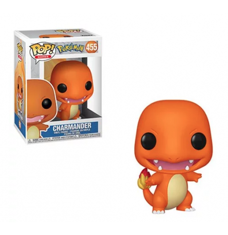 Figura Funko POP Charmander | Pokemon