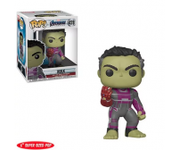 Figura Funko POP de Hulk | Avengers: End Game