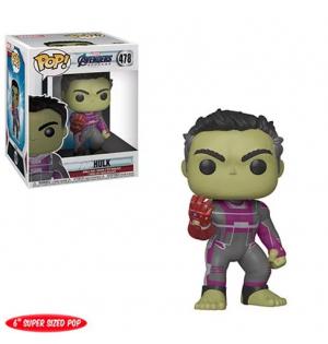Figura Funko POP de Hulk   Avengers: End Game