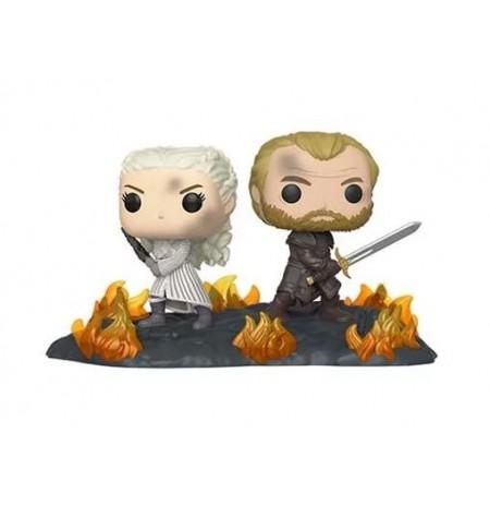 Funko Moment: Daenerys y Jorah | Game of Thrones