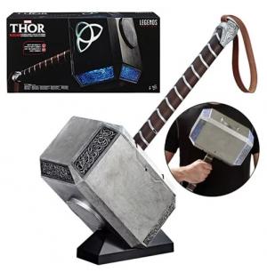 Réplica Marvel Legends de Mjolnir Hammer | Thor