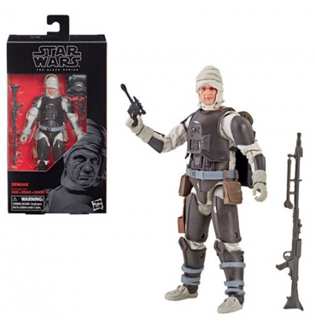 Figura Black Series de Dengar | Star Wars