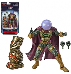Figura Marvel Legends de Mysterio - Spider-Man: Far From Home