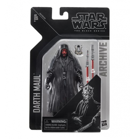 Figura Black Series Archive de Darth Maul