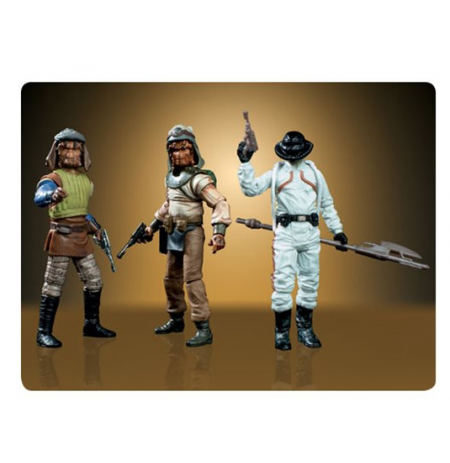 3-Pack Exclusivo The Vintage Collection Skiff Guard | Star Wars