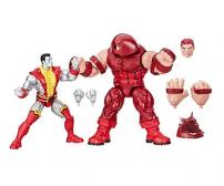 Set Marvel Legends Colossus and Juggernaut