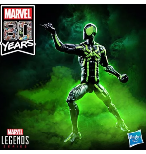 Figura Marvel Legends Big Time Spider-Man