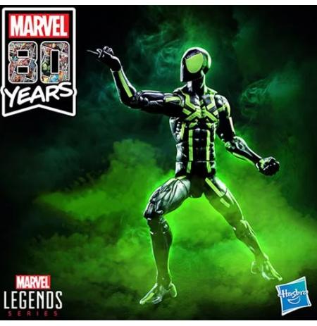 Figura Marvel Legends Big Time Spider-Man