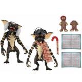 2-Pack de figuras Gremlins Christmas