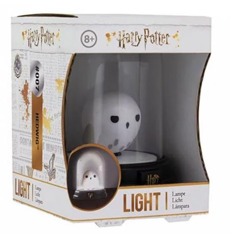 Mini lámpara de escritorio de Hedwig | Harry Potter