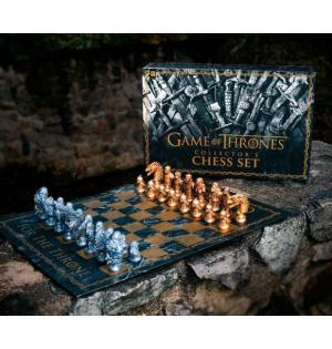Ajedrez de Game of Thrones (Collector's set)