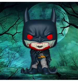 Figura Funko POP Batman Red Rain (Batman 1991)