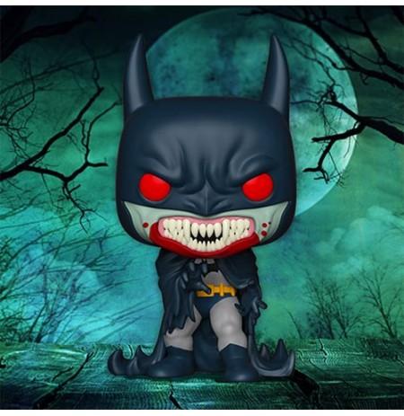 Figura Funko POP Batman Red Rain (Batman 1991)