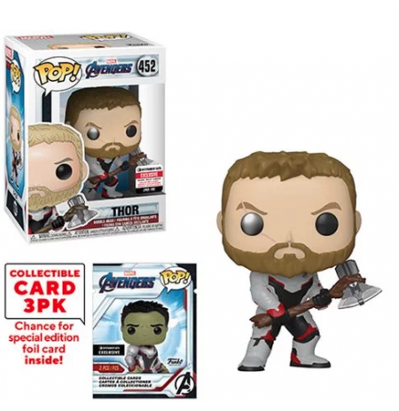 Figura Funko POP de Thor | Avengers: End Game